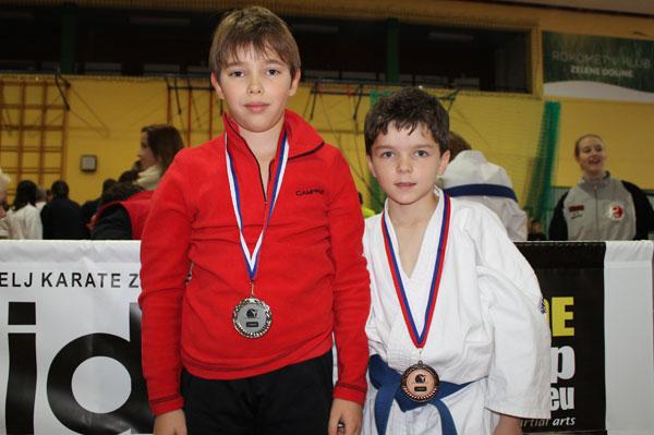 Državno prvenstvo v karateju-Žalec