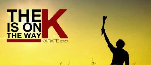Karate svetovni športni fenomen