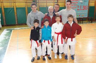 11. mednarodni karate turnir 2013 v Žalec