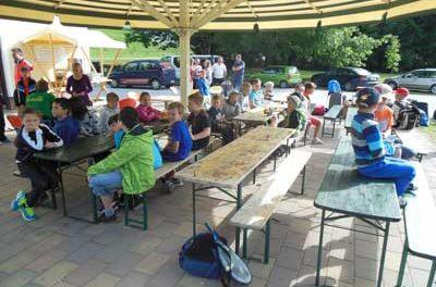 Zaključen 5. športni tabor Kozje v letu 2013