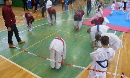2. kolo šolske karate lige v Velenju 2013