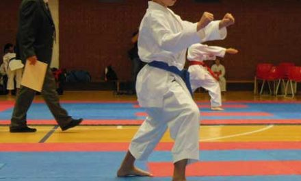 Dve bronasti medalji na 18. Međimurje OPEN karate turnirju.