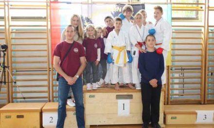 7 tekmovalcev karate kluba Kozjansko in Obsotelje osvojilo 7. medalj