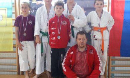 5 tekmovalcev karate kluba Kozjansko in Obsotelje nastopilo na 2. pokalu Mestne občine Velenje