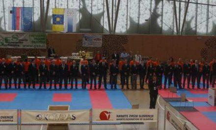 Mladinsko državno prvenstvo v karateju, kot se še ni zgodilo- LUKA BELE, TIMOTEJ JORDAN, BOR HARTL IN JAN HARTL DRŽAVNI PRVAKI V KARATEJU 2015
