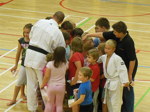 Osnovne tehnike karateja