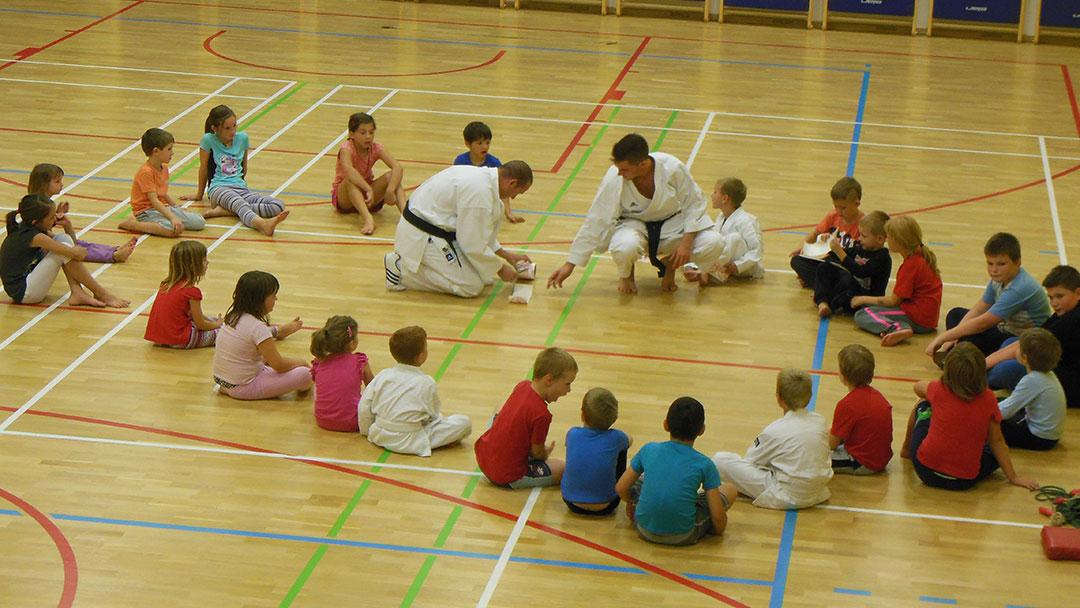Karate za otroke