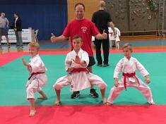 Trije tekmovalci karate kluba Kozjansko in Obsotelje osvojili skupno 3.mesto
