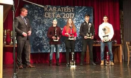 KARATEIST LETA 2017