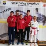 Tri zlate in ena srebrna za karate klub Kozjansko in Obsotelje