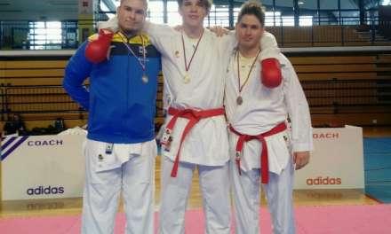 Karateisti Kozjanskega in Obsotelja po daljšem premoru zopet stopili na tatami- skupno med top 5. klubi v Sloveniji.