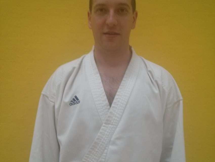 Miha Romih član in glavni trener karate kluba Kozjansko in Obsotelje pridobil naziv športni delavec II