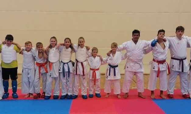 Karateisti Kozjanskega in Obsotelja na državnem prvenstvu Slovenije osvojili 5.medalj